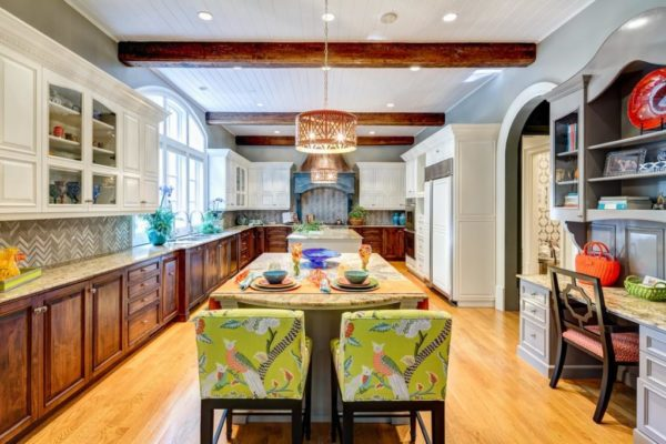 Atlanta Showhouse Kitchen